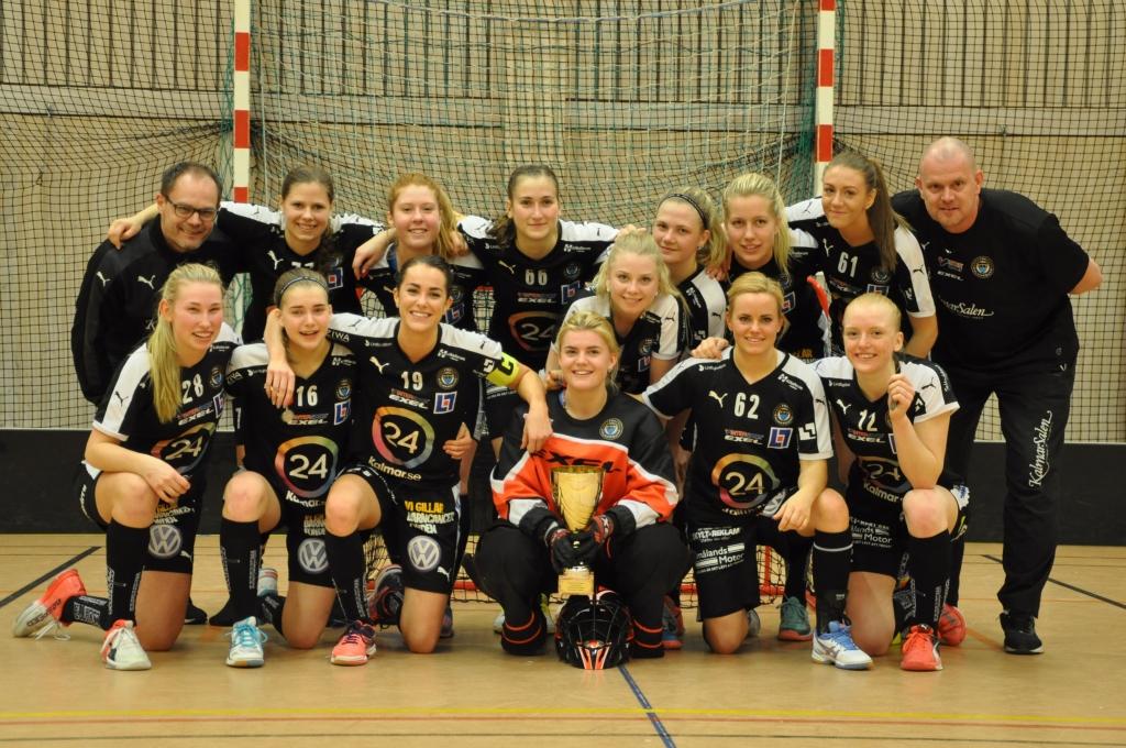 FBC Kalmarsund Ungdom, Ölandsmästare 2016/2017